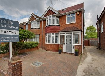 Thumbnail 4 bed semi-detached house for sale in Park Lane, Hayes