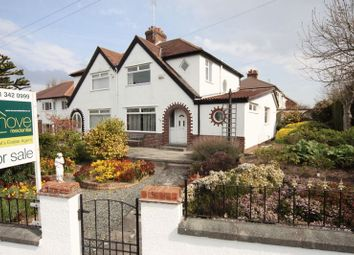 3 bed semi-detached house for sale in Irby Road, Pensby, Wirral CH61