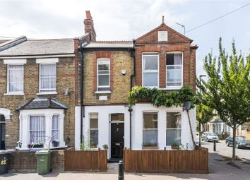 Thumbnail 3 bed end terrace house for sale in Strathleven Road, London