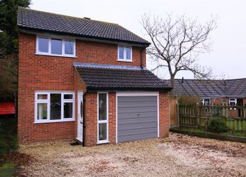Thumbnail 3 bed detached house for sale in Bracken Close, Rugby