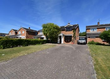 Thumbnail 4 bed detached house for sale in Roslyn Way, Houghton Regis, Bedfordshire