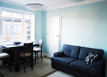 Thumbnail 2 bed flat to rent in Vicarage Court, Kensington, London