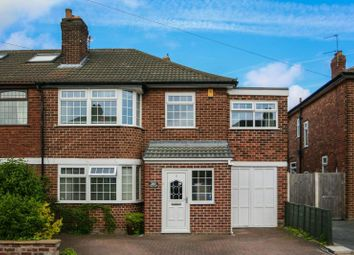 Thumbnail 5 bed semi-detached house for sale in Glenrise, Timperley, Altrincham