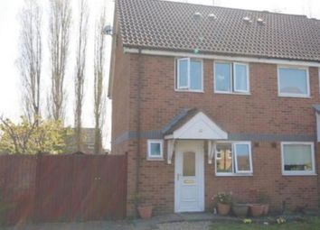 Thumbnail 2 bed semi-detached house to rent in Belfry Drive, Leicester