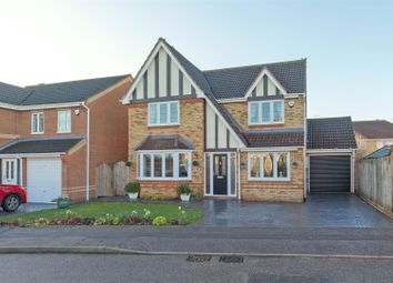 Thumbnail 4 bed detached house for sale in Lance Close, Kemsley, Sittingbourne