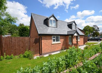 Thumbnail 4 bed detached bungalow for sale in Mill Brow, Eccleston, St. Helens