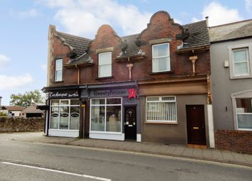 Thumbnail Commercial property for sale in 50A & 52A Queen Street, Aspatria, Cumbria