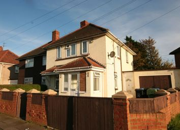 Thumbnail 3 bed semi-detached house for sale in Birkhall Road, Thorntree, Middlesbrough