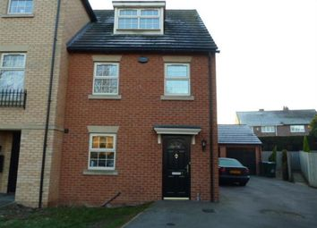 Thumbnail 3 bed town house to rent in Hawthorne Drive, Bolton Upon Dearne, Rotherham