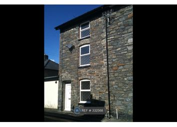 Thumbnail 2 bed semi-detached house to rent in Scotland Street, Llanrwst