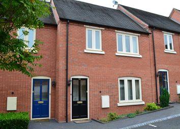 Thumbnail 2 bedroom town house to rent in Drayton Mill Court, Cheshire Street, Market Drayton