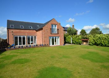 Thumbnail 6 bed detached house for sale in New Abbey Road, Dumfries
