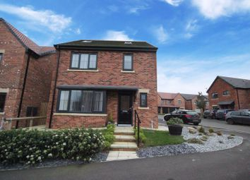 Thumbnail 5 bed detached house for sale in The Showfield, Haydon Bridge, Hexham