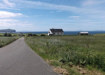 Thumbnail 4 bedroom detached house for sale in 8 Ardmore, Waternish, Isle Of Skye