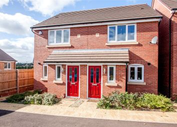 Thumbnail 2 bed semi-detached house for sale in Cordwainers Lane, Ross-On-Wye, Herefordshire