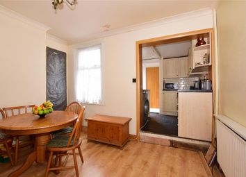 Thumbnail 3 bed terraced house for sale in Magpie Hall Road, Chatham, Kent