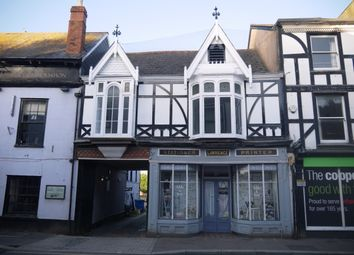 Thumbnail 2 bed flat to rent in Fore Street, Cullompton, Devon