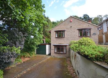 Thumbnail 3 bed detached house to rent in Broom Wood Way, Lower Bourne, Farnham