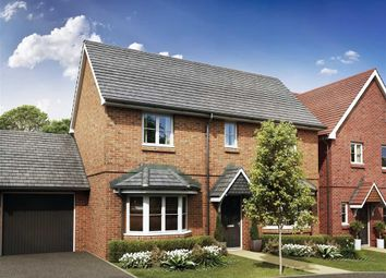 Thumbnail 3 bed detached house for sale in Acacia Gardens, Farnham, Surrey