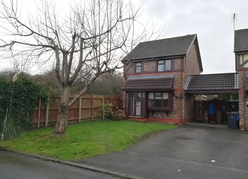 Thumbnail 3 bed detached house for sale in Pippins Close, Shotton, Deeside