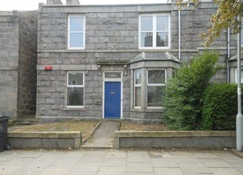 Thumbnail 3 bed flat to rent in Orchard Street, Aberdeen