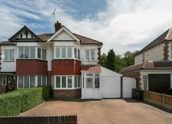 3 bed semi-detached house to rent in Onslow Gardens, South Woodford, London E18