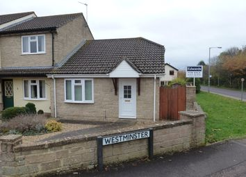 Thumbnail 2 bed bungalow for sale in Westminster, Yeovil
