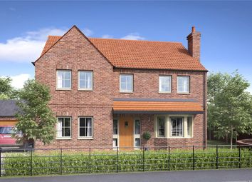Thumbnail 4 bed detached house for sale in House 11 - The Langthorpe, Slingsby Vale, Ferrensby, Near Knaresborough, North Yorkshire