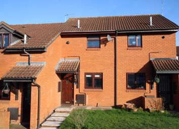 Thumbnail 1 bed terraced house for sale in Bridle Road, Hereford
