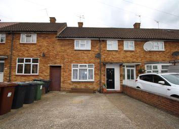 Thumbnail 3 bed terraced house for sale in Penscroft Gardens, Borehamwood