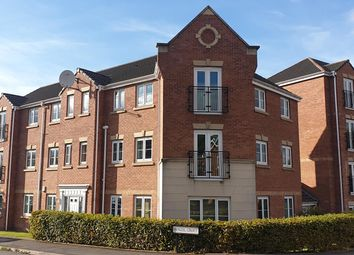 Thumbnail 2 bed flat to rent in Henzel Croft, Brierley Hill
