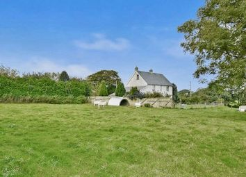 Thumbnail 4 bed detached house for sale in Thornbury, Holsworthy, Devon.
