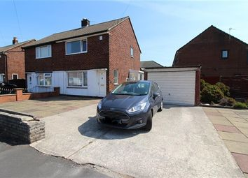 Thumbnail 2 bed property for sale in St Judes Avenue, Preston