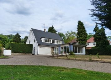 Thumbnail 4 bed detached house to rent in Oxhey Lane, Pinner