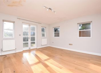 Thumbnail 3 bed flat to rent in Kempshott Road, London