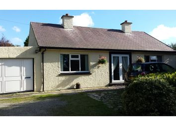 Thumbnail 3 bed bungalow for sale in Bodedern, Holyhead