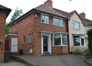 Thumbnail 3 bedroom semi-detached house to rent in Haunch Lane, Kings Heath, Birmingham