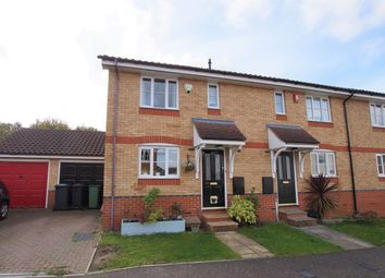 Heron Gardens, Rayleigh SS6. 3 bed semi-detached house for sale