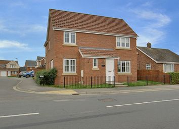 Thumbnail 4 bed detached house for sale in Holme Road, Market Weighton, York