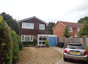 Thumbnail 3 bed detached house for sale in Emily Close, Christchurch