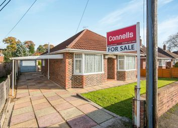 Thumbnail 3 bed detached bungalow for sale in Shelley Road, Southampton