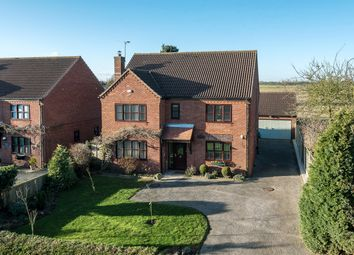 4 bed detached house for sale in Acorn House, Lordship Lane, Wistow, Selby YO8