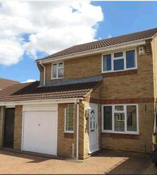 Thumbnail 3 bed property for sale in Caldbeck Close, Peterborough