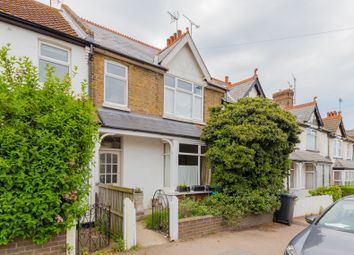 Thumbnail 3 bed terraced house for sale in Percy Avenue, Broadstairs