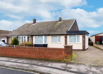 Thumbnail 3 bed semi-detached bungalow for sale in Harefield Road, Pontefract