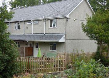 Thumbnail 3 bed end terrace house for sale in Tai Ffynnon, Clwt-Y-Bont, Caernarfon, Gwynedd