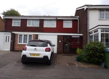 Thumbnail 3 bed terraced house for sale in Upper Shirley, Southampton, Hampshire