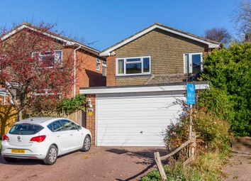 Thumbnail 4 bed detached house for sale in Falmer Road, Woodingdean, Brighton