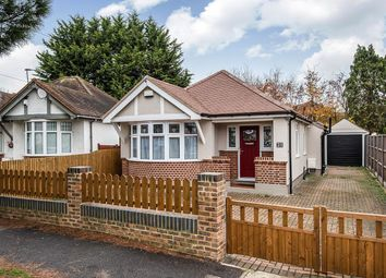 Thumbnail 3 bed bungalow for sale in Oakleigh Avenue, Surbiton