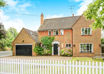 Thumbnail 5 bed detached house for sale in Ranelagh Drive, Bracknell, Berkshire